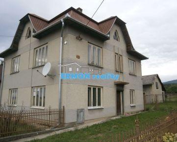 Rodinný dom s garážou v obci Hodkovce, Košice - okolie