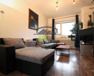 Priestranný - 3 izb. byt  72 m2 + veľký balkón - Skvelá dostupnosť - JUH