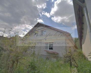 Dražba dvoch rodinných domov v Prenčove, okres Banská Štiavnica