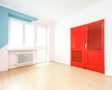 Na predaj veľký 2 izbový byt, Lokalita Dlhé Hony, Beckovská, Trenčín