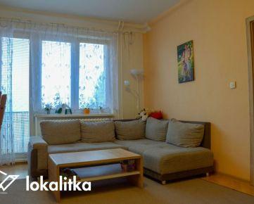 2,5-izbový byt 64 m2 v atraktívnej lokalite Ružinova, Narcisová ulica
