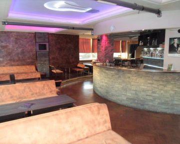 Ponúkame na odstúpenie zabehnutý bar pri vysokoškolskom internáte v Prešove