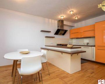 Zariadený 3-izbový byt v projekte Na Grunte