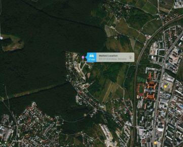pozemok pre rodinné domy časť AHOJ, Bratislava