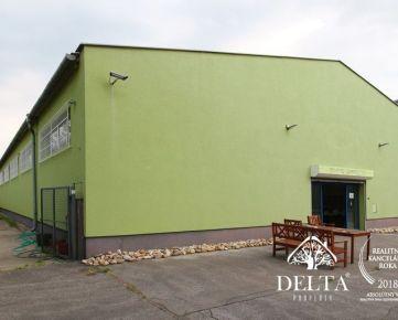 DELTA |  Skladový priestor, Bratislava-Nové Mesto, 691 m2