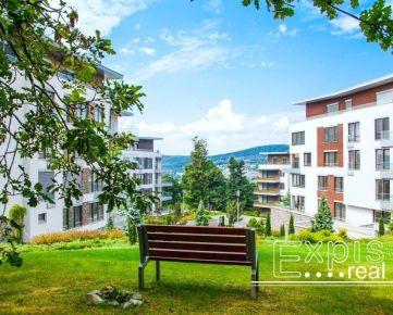 PREDAJ: Luxusný 5 izbový byt pri Horskom parku, EXPISREAL