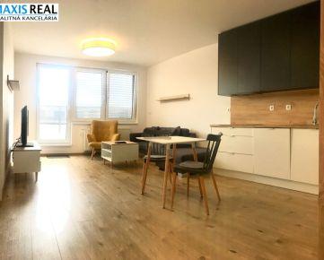 NA PRENÁJOM: Krásny, nový 2 izbový byt v Arborii, parkovanie v garáži, pekný výhľad!