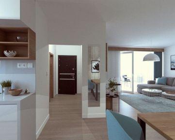 2 izbový apartmán (2kk), Bytový dom Sabinovská, Prešov