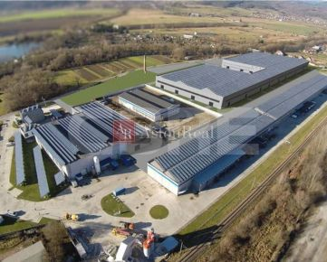 Výrobná hala 15 000 m2 - Banská Bystrica