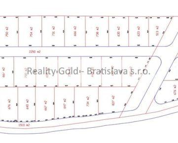 RK Reality Gold - Bratislava s.r.o. ponúka na predaj pozemok v  NITRE