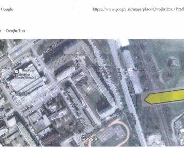 Stavebný pozemok na komerčné využitie v BA II, Vrakuni