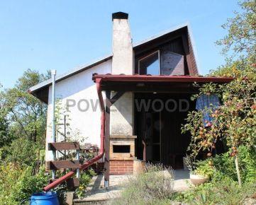 Záhradka s chatou v záhradkárskej lokalite Ťahanovce - slnečný pozemok s výhľadom, chata udržiavaná