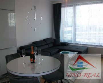 2 izb. zariadený byt v novostavbe SKY PARK