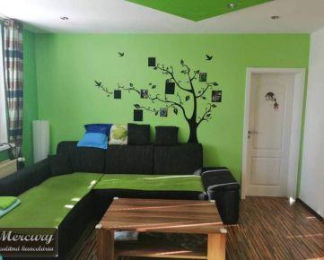 Zariadený 2 izb. byt prerobený na 3. izb.aj so spotrebičmi, BA Rača