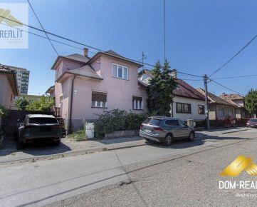 DOM-REALÍT ponúka 6 izbový rodinný dom so samostatnou obytnou prístavbou
