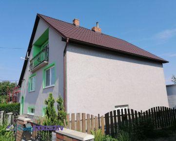 Na predaj poschodový rodinný dom Šahy - Tešmák