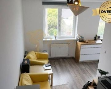 1-izb., Kašmírska, Ružinov, kompletná rekonštrukcia, tehlový dom