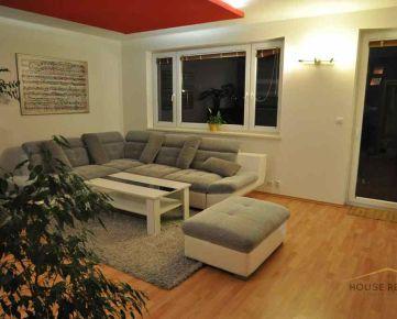 Prenájom NOVOSTAVBA 3 izbový byt s parkovaním, Bystrická ulica, Bratislava IV DNV
