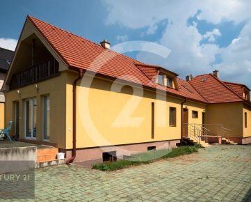 Na predaj dom v Nitre vhodný na komerčné využitie, sídlo spoločnosti, investícia