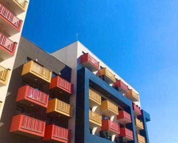 Pripravujeme: NA PREDAJ: 1 izbový byt s balkónom v novostavbe MIKO