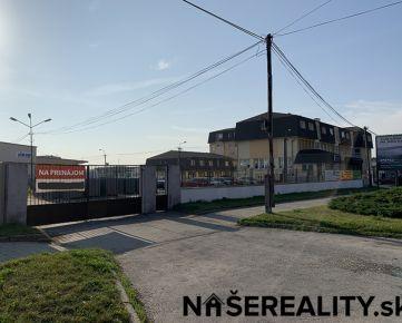 Prenájom voľnej predajnej plochy v Pezinku na Bratislavskej ulici