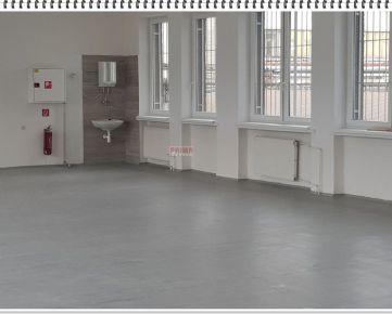 2581 Prenájom: prevádzkové priestory, 200 m2, Žilina