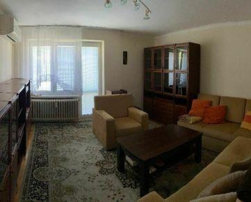 Prenájom 3 izb. bytu s garážou v Trnave - Sladovnícka - zariadený - blízko centrum