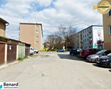 KOŠICE JUH- GARÁŽ S ELEKTRINOU, 17 m2, UL. RASTISLAVOVA