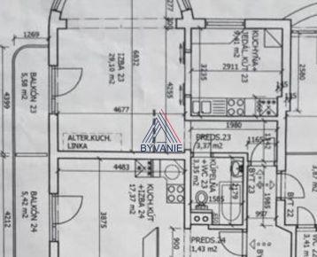 Novostavba PREDAJ 2-izbový byt s parkovacím státim!!!!