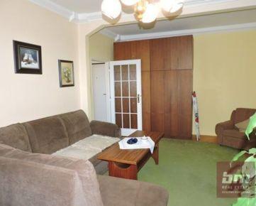 Prenájom 1,5 - izb. bytu s balkónom na Riazanskej ul.