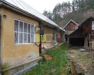 NA PREDAJ - Rodinný dom na rekonštrukciu