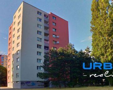 REZERVOVANÉ - 3-izbový byt, Bratislava-Petržalka, Furdekova
