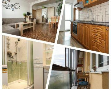 EXKLUZÍVNE na PREDAJ 1,5 izb. byt, Bratislava Ružinov - Martinčekova