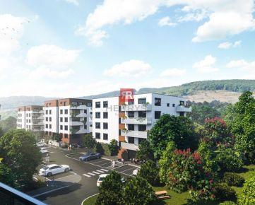 HERRYS - Na predaj 4-izbový byt v developerskom projekte POD VINICOU v mestskej časti Bratislava – Nové Mesto