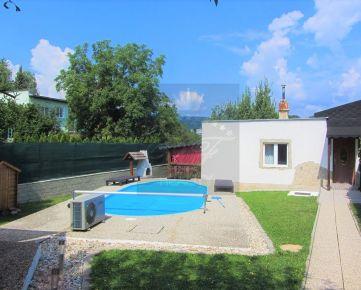 *RFReality* domček s bazénom v tichej lokalite - Stará Sásová