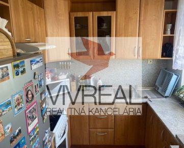 VIV Real predaj dvojizbového bytu v Piešťanoch na ulici Mateja Bela