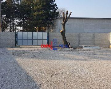 Prenájom pozemku 493 m2 – Závodná, Podunajské Biskupice