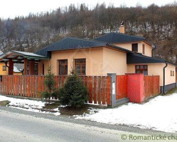 Nový rodinný dom pri lese Poloniny- Kolbasov