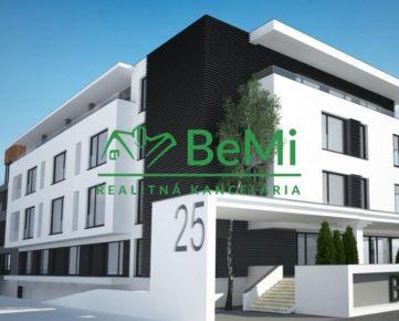 Rezidencia Baštová Prešov - 1-izb. byt  (005-11-MPE)