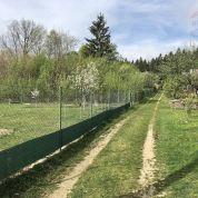 Záhrada 450m2
