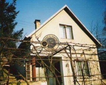 Záhrada s murovanou chatou, Košice - Ťahanovce, Pod Vinicami, el
