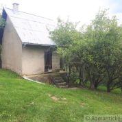 Záhradná chata 35m2, pôvodný stav