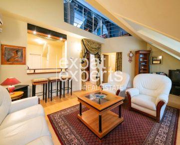3 - izbový mezonet, 97 m2, 4p. , Michalská ul. , virtual prehliadka