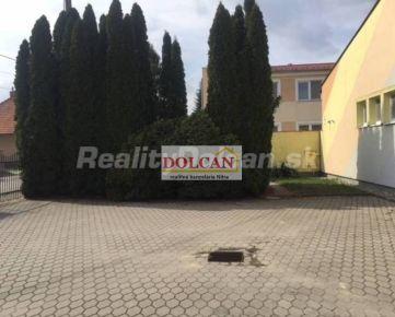 RK DOLCAN ponúka na prenájom veľkú garáž Nitra, Dolné Krškany