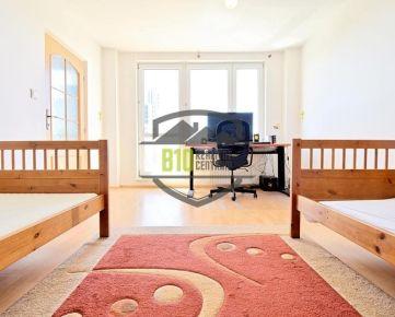 2i byt - B. S. Timravy - Balkón - výborná občianska vybavenosť