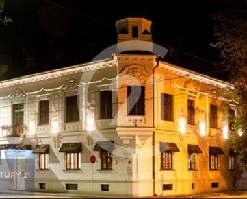Skutočne výnimočný hotel v TOP LOKALITE v centre mesta Košice | 3D VIRTUÁLNA PREHLIADKA