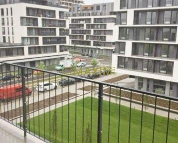 NOVOSTAVBA skolaudovaný 2- izbový byt s terasou v Slnečniciach