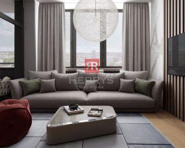 HERRYS - Predaj 2 izbového apartmánu s výhľadom v projekte PROXENTA Residence, moderné bývanie v Starom Meste