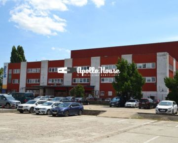 BA-Ružinov: prenájom sklad+kancelárie+parking