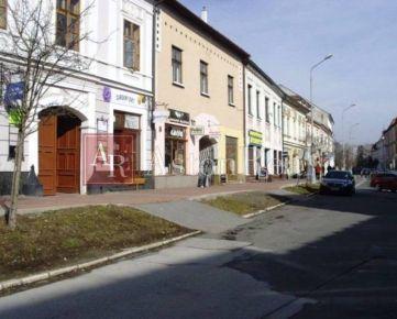 Pripravujeme obch. priestor s výkladom 85 m2 Banská Bystrica -centrum